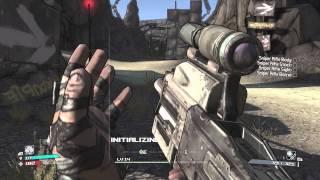 Borderlands 1 Brick Pt 10 Scavenger Sniper Rifle Walkthrough Guide Lets Play Solo