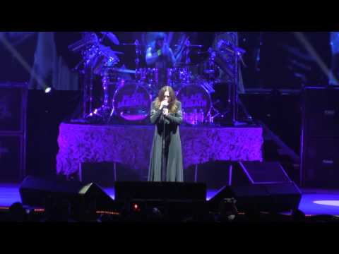 Black Sabbath - War Pigs - Barclays Center, Brooklyn, N.Y. 3/31/2014