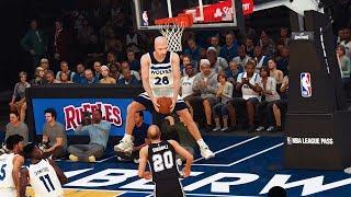 THE SICKEST ALLEY OOP | NBA 2K19 My Career | Episode 6