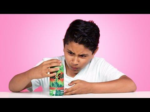 Kids Try Snacks