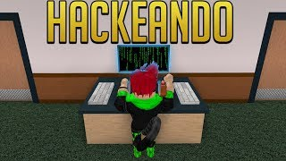 HACKING ROBLOX'S COMPUTER