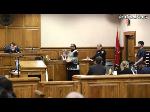VIDEO: Charlie Pittman is arraigned in Madison County Circuit Court