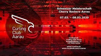 Schweizer Meisterschaft Cherry Rockers Aarau ¦ Burgdorf vs. Aarau 1