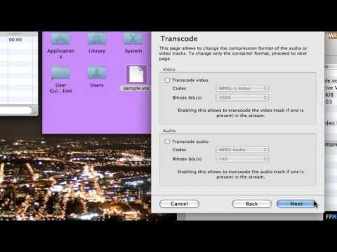 แปลงไฟล์ VOC เป็น MP3 ฟรีบน Mac-MR