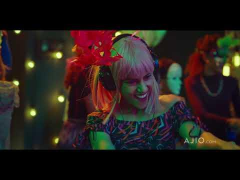ADITI RAO HYDARI parties with the world's best brands on AJIO! #AditiXAJIO #100DaysOfNew #AjioLove