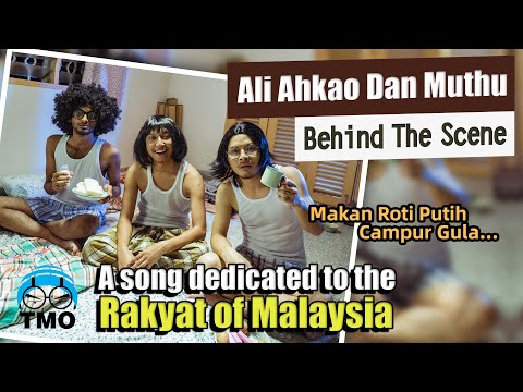The Making Of 【Ali AhKao Dan Muthu】 Happy 60th Merdeka!