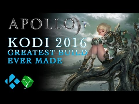 GREATEST BUILD EVER MADE FOR KODI XBMC 2016 EVER