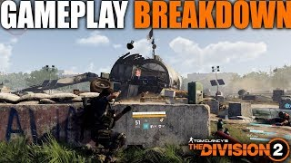DIVISION 2 GAMEPLAY BREAKDOWN | BIG CHANGES FROM DIVISION 1 WITH MOVEMENT, VAULTING, MEDKITS & MORE