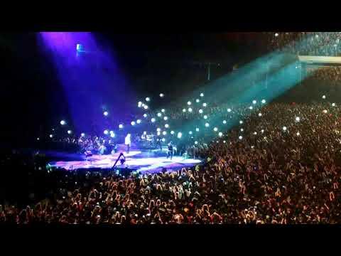 U2 - Bad live The Joshua Tree Tour - Morumbi Stadium - Brasil - 22/10/2017
