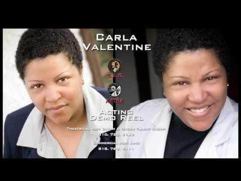 Carla Valentine - Comedy Demo Reel (2015) streaming vf