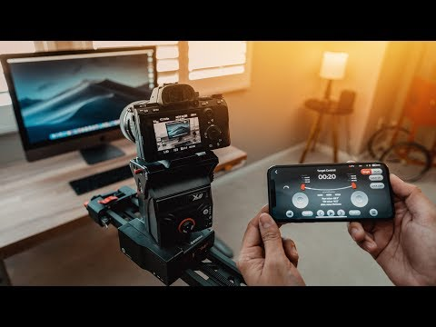 BEST MOTORIZED SLIDER for Sony and Mirrorless Cameras!