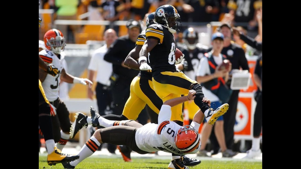 Odell Beckham Jr Wallpaper Hd Cleveland Browns Vs Pittsburgh Steelers September 7 2014