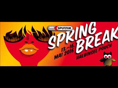Alle Farben ♬ Live@ Sputnik Spring Break 2016 ♬ (Full Set) ►