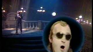 "Phil Collins - ""You Can't Hurry Love"" - on The Two Ronnies (25-12-1985)"