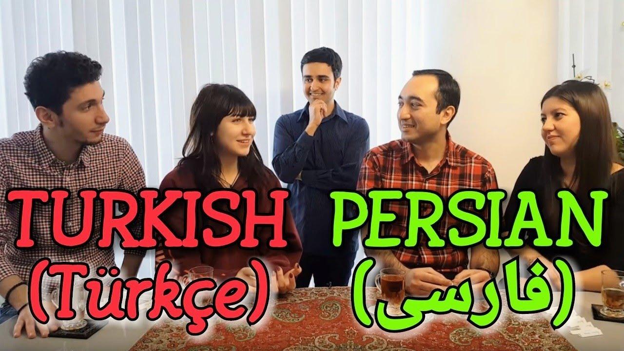ترجمه زبان ترکی در ایران