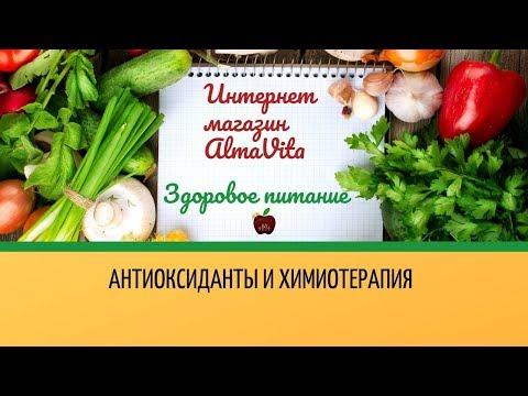 Антиоксидант – что это такое? -
