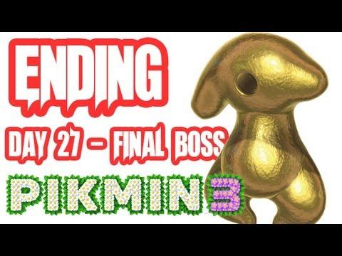 pikmin 3 final boss