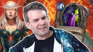 (Hearthstone) Alanna VS The Darkness