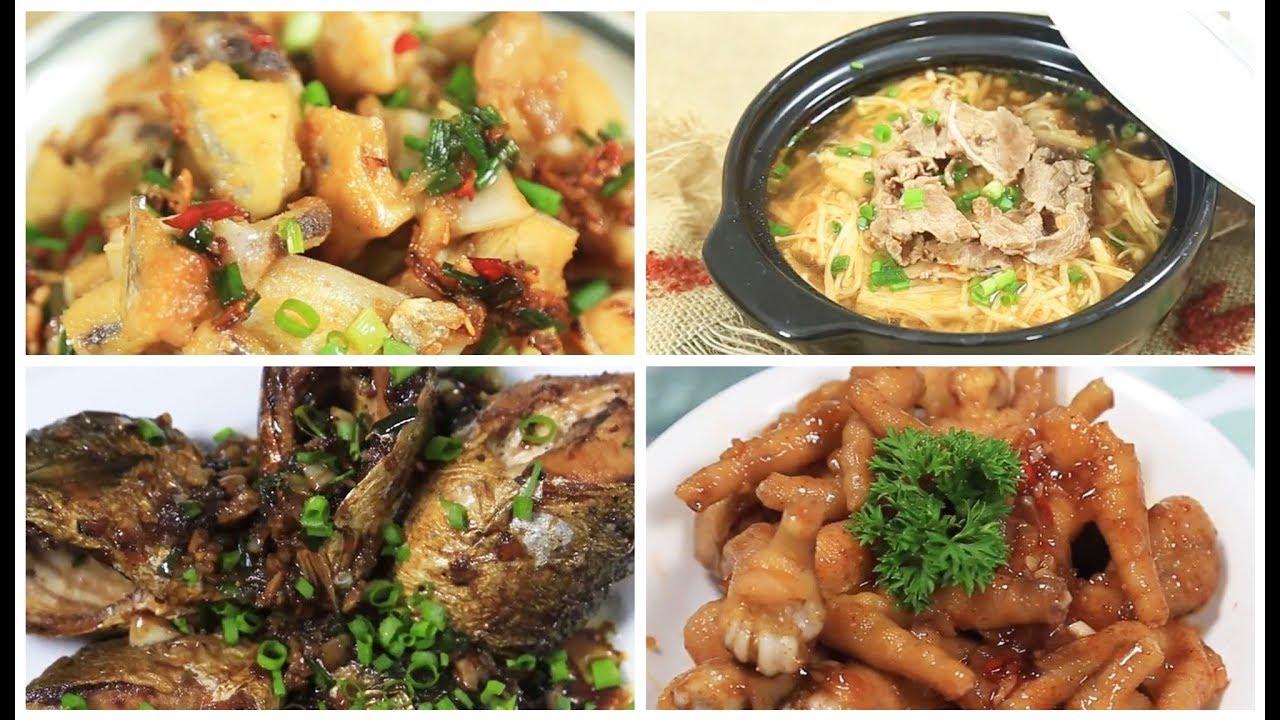 Cải thiện bữa cơm gia đình với những MÓN NGON SIÊU ĐƠN GIẢN | Feedy TV