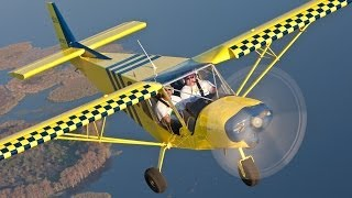 Zenith's new STOL CH 750 at  EAA AirVenture