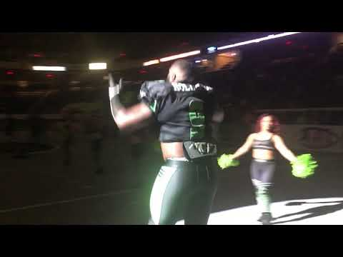 Arena Football is Back @ The Richmond Coliseum