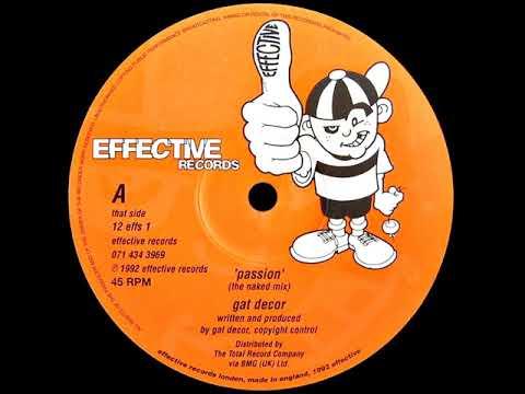 Gat Decor - Passion (Naked Mix) = 1992 - YouTube