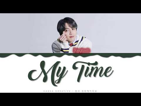 Jungkook -  'My Time'  Lyrics Color Coded  (HAN ROM ENG)