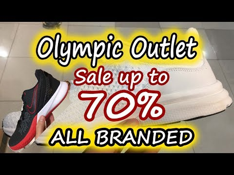 SECRET SHOP - SHOES up to 70% OFF ALL ORIGINAL   OLYMPIC OUTLET