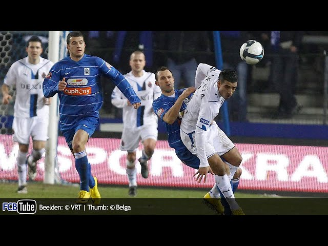 2009-2010 - Jupiler Pro League - 21. Racing Genk - Club Brugge 2-0