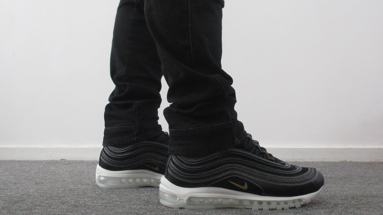 *on feet* | Riccardo Tisci x Nike Air Max 97 | airmax97 OG low look  FlammableSneakers