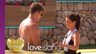 Curtis Gives Maura a Dance Lesson | Love Island 2019