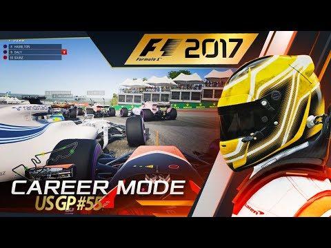 F1 2017 Career Mode Part 55: AN UNLIKELY SCENARIO