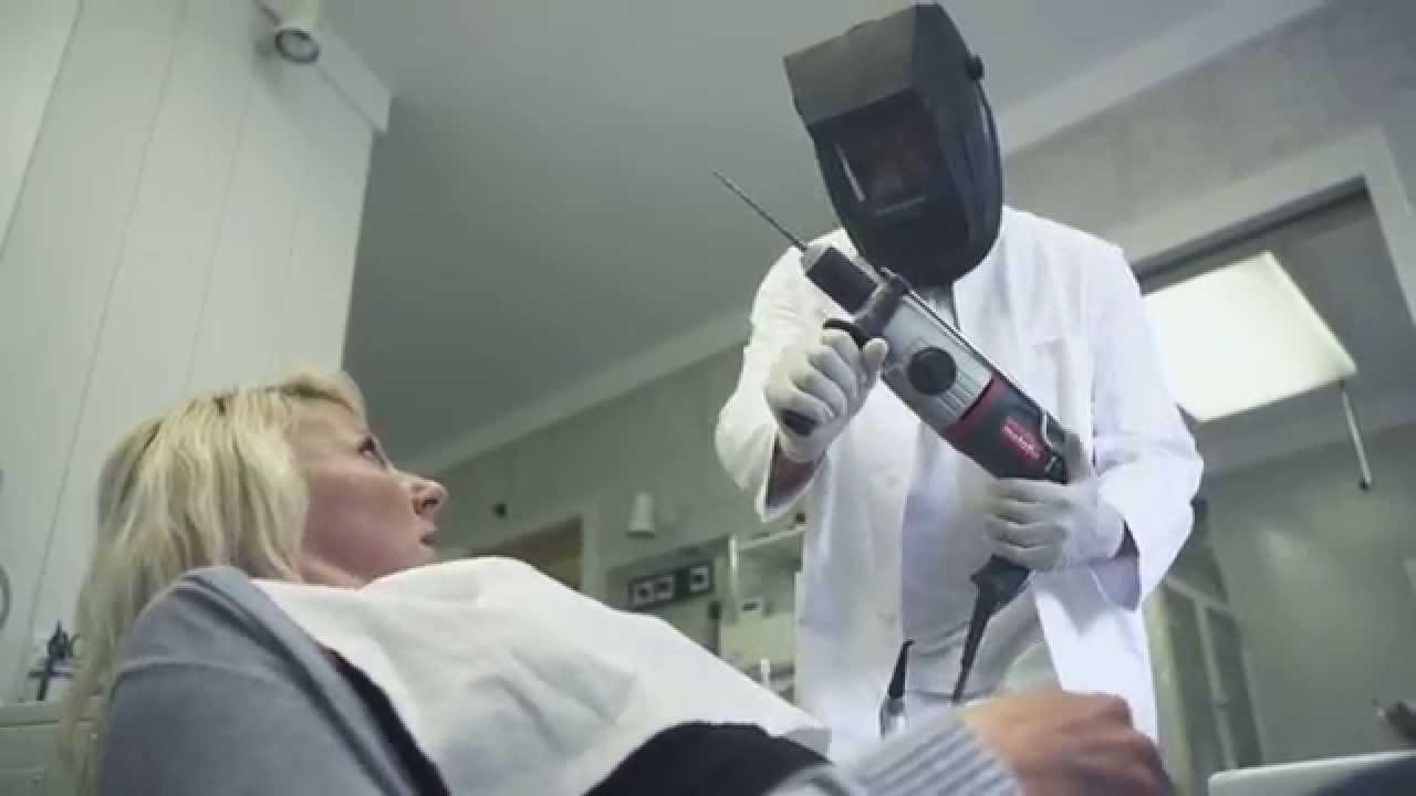 Zahnarzt Bohrer
