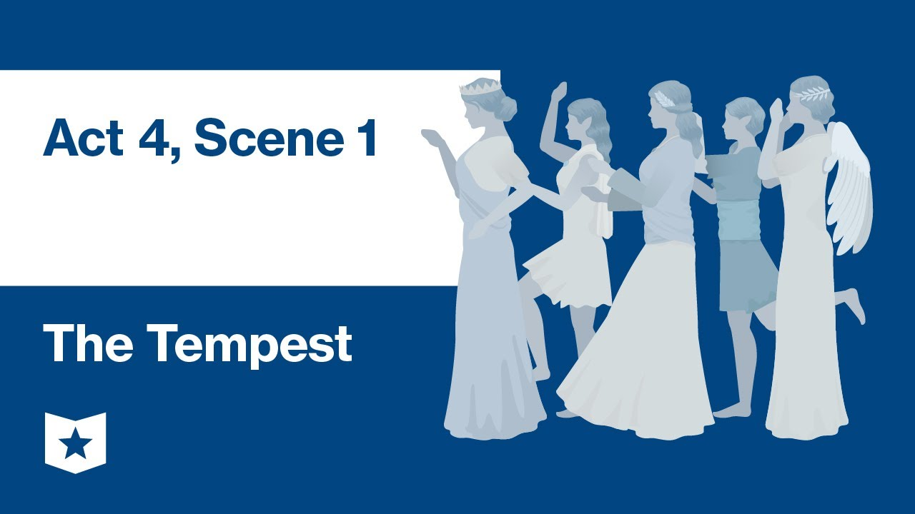 The Tempest Act 4 Scene 1 Summary Course Hero Paraphrase