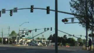 Narration for Malfunctioning Crossing Gates in Sunnyvale, CA