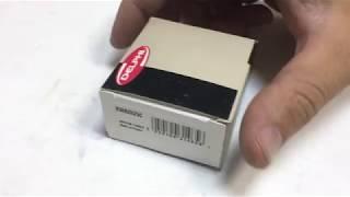 Клапан форсунки Евро 5 28277576, 28346624, 28264094 Delphi