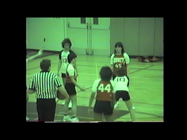 NCCS - Plattsburgh JV Girls  2-10-86