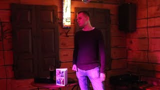 Spotkanie autorskie z Tomaszem Mrozkiem