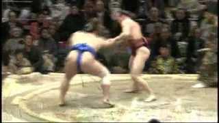 Takanoyama vs Asasekiryu