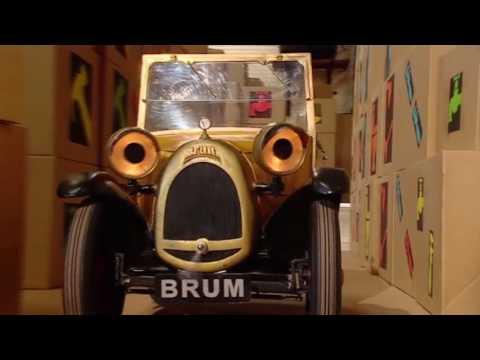 Brum 403 | GOLDEN LOO | Kids Show Full Episode
