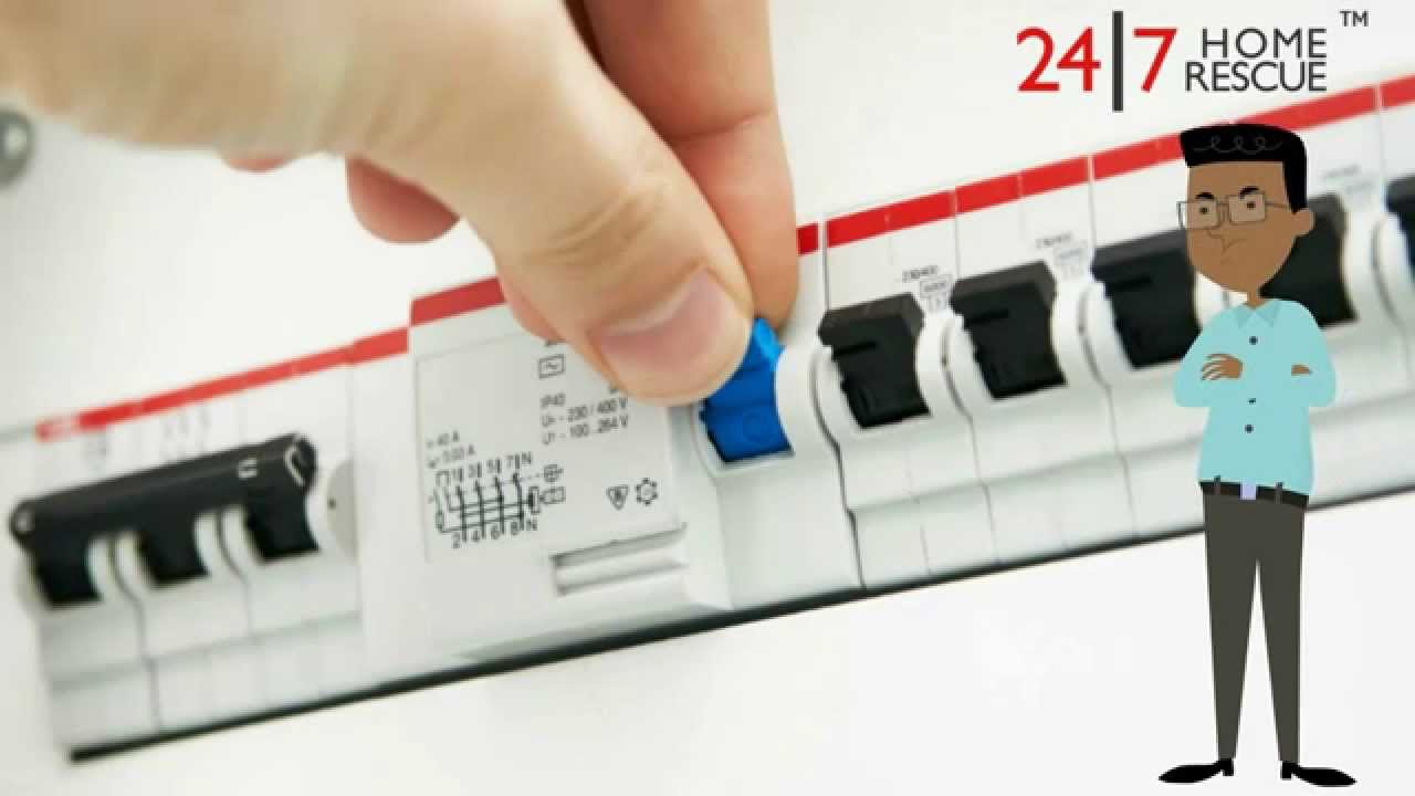 why does my fuse box keep tripping? 24 7 home rescue youtube  How To Fix A Fuse Box In A House #10