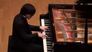 Daniil TSVETKOV plays liszt/paganini etude n°6