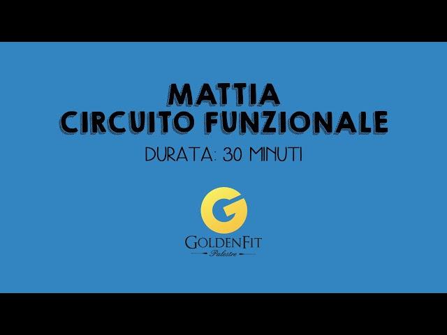 Mattia, Circuito Funzionale