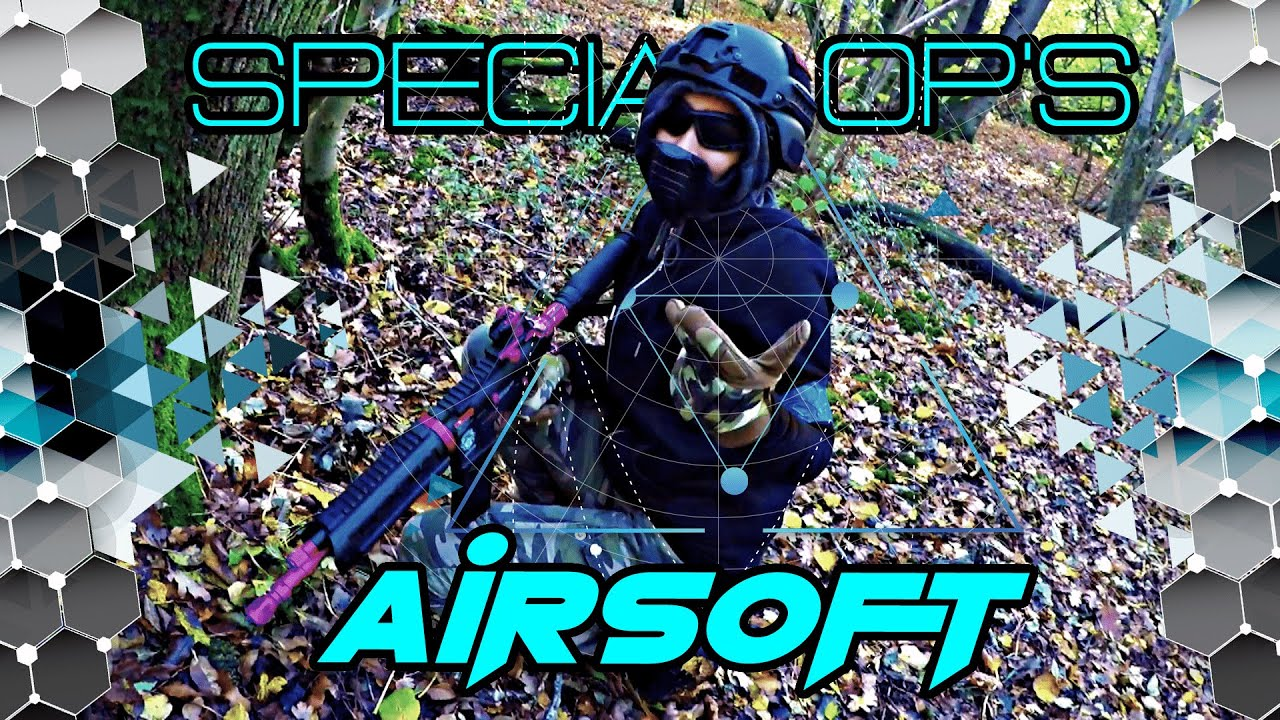 Airsoft Montage「Special Ops」 - Dead Man Walking  [25/10/2020]