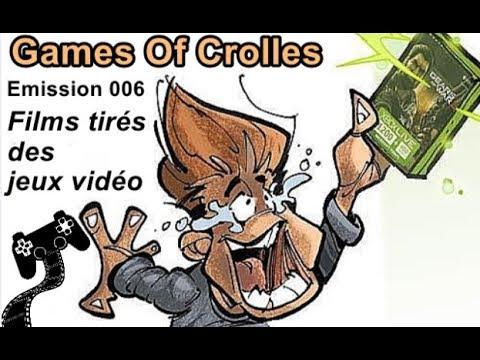 Games Of Crolles - Films tirés des jeux vidéo - Emission 006 - Radio Gresivaudan