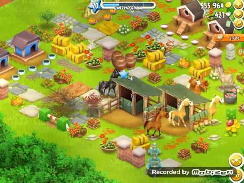 Hay Day| Ich kümmere mich um meine Farm :) | Deutsch