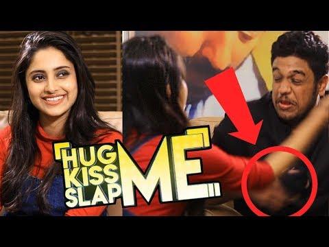 Sun TV Maya Serial Ayesha plays KISS Me 😘 HUG Me 💖 & SLAP Me 👊 | KHS