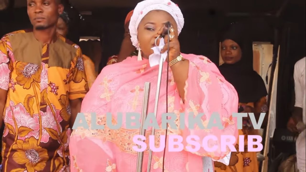 OBIRERE OMO OLOOMO   A Superb Live Performance From Queen of Music Aminat Ajao Obiere   Must Watch!