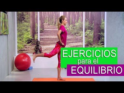 Ejercicios para el equilibrio - Vida Zen