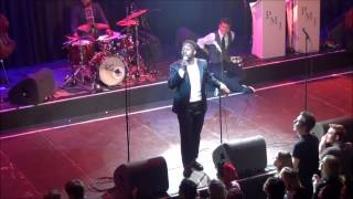 Post Modern Jukebox, Scott Bradlee Amsterdam Paradiso 19 February 2015